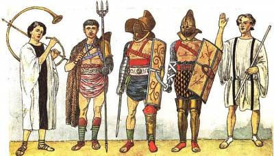 ���������, ����������, Gladiators