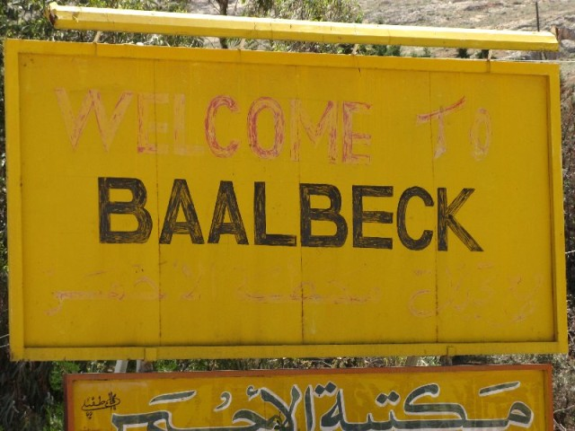 Baalbek quotes