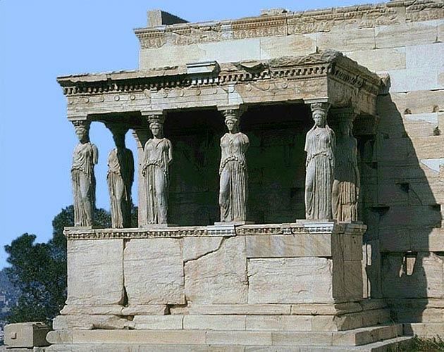 421 407 до н э афины знаменитый портик