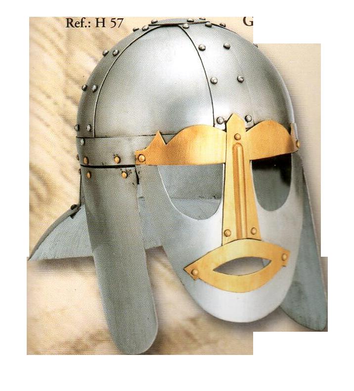 Шлем гладиатора с подставкой