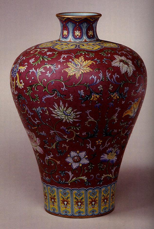 Первые столетия фарфоровые изделия