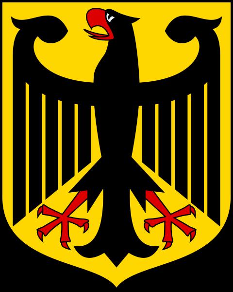 Герб и флаг германии