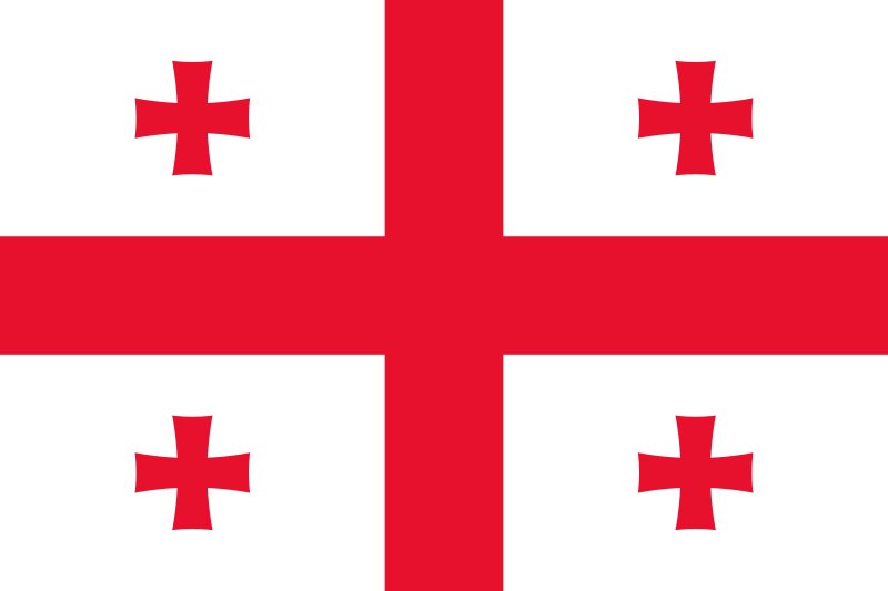 герб грузии фото