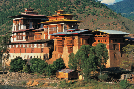 environmental impacts of tourism in bhutan