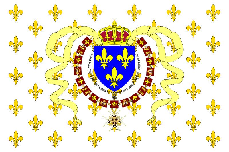 королями династии Бурбонов