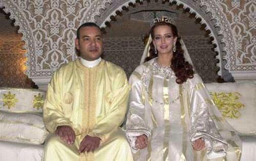 Брак негра и арабки