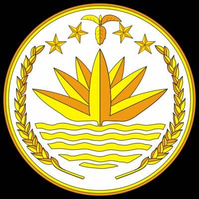 герб бангладеш