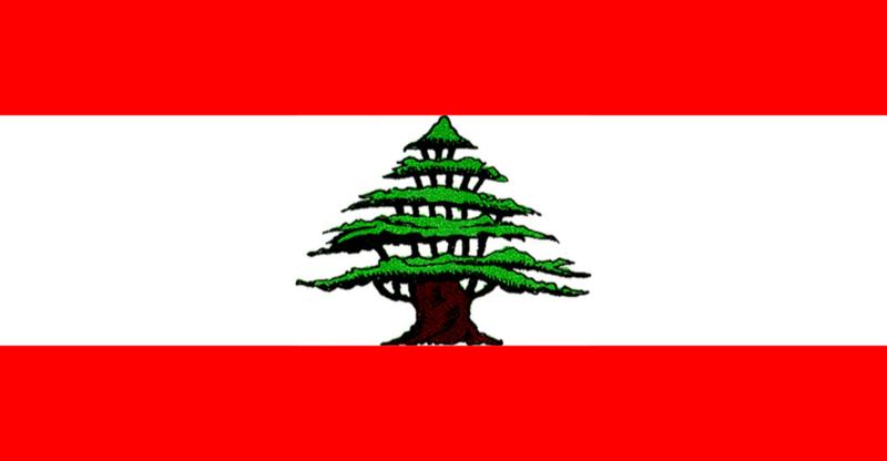герб ливана
