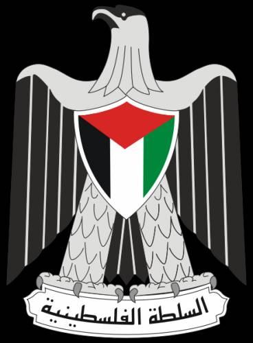 герб палестины