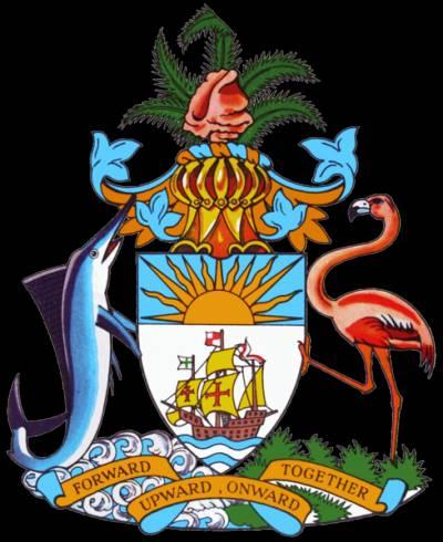 рыба на гербе багам