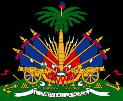 Герб и флаг гаити