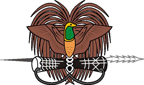 Герб Папуа — Новой Гвинеи
