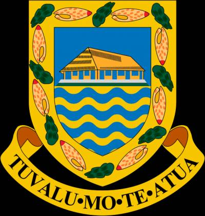 Герб и флаг тувалу