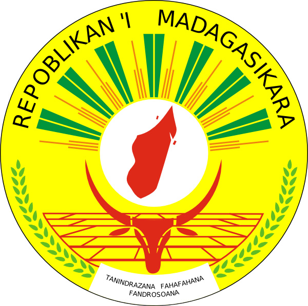 Герб Мадагаскара